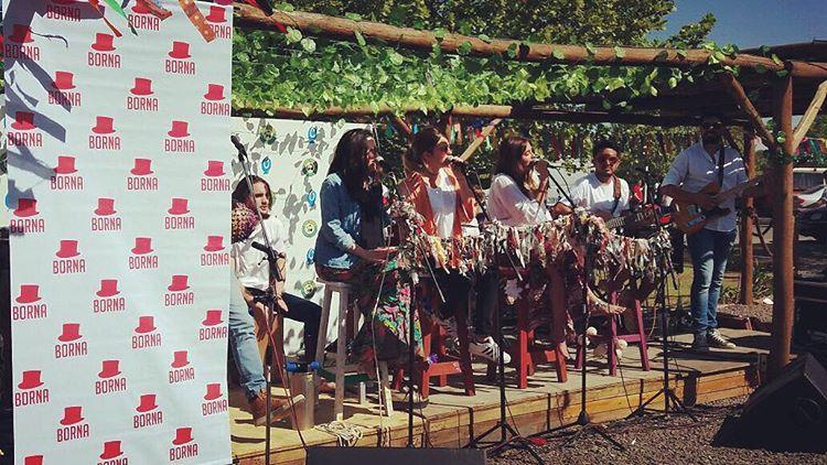 Disfrutar de los Sábados en @altonono #somosborna