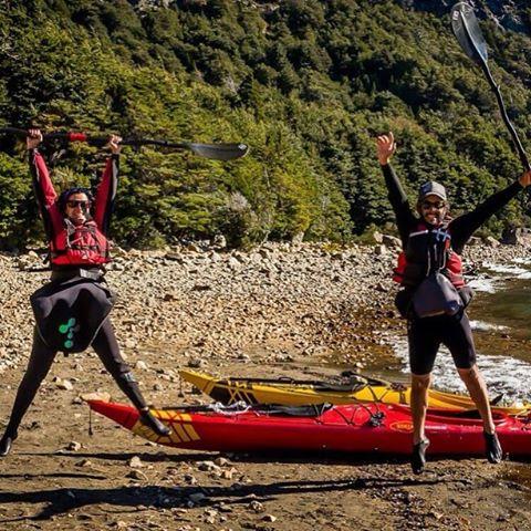 Misión cumplida en Lago Nahuel Huapi