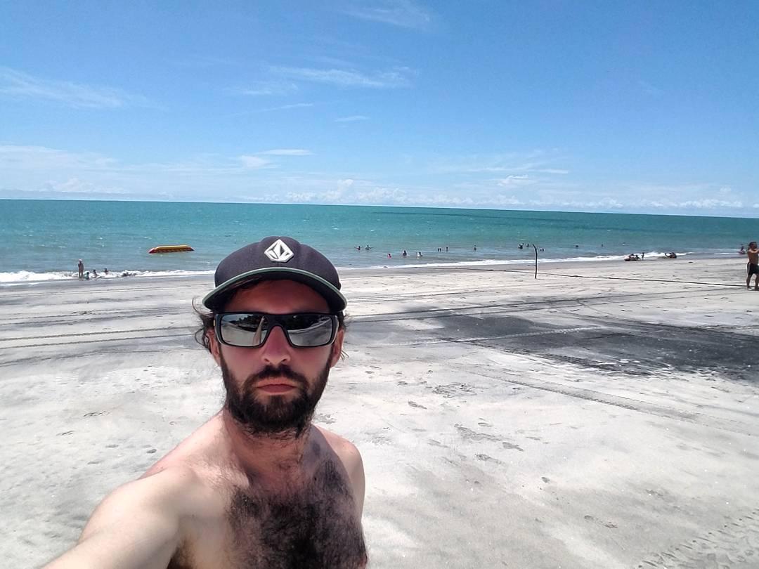 Seguimos disfrutando de la playa. #Bijao #Cocle #Panama
