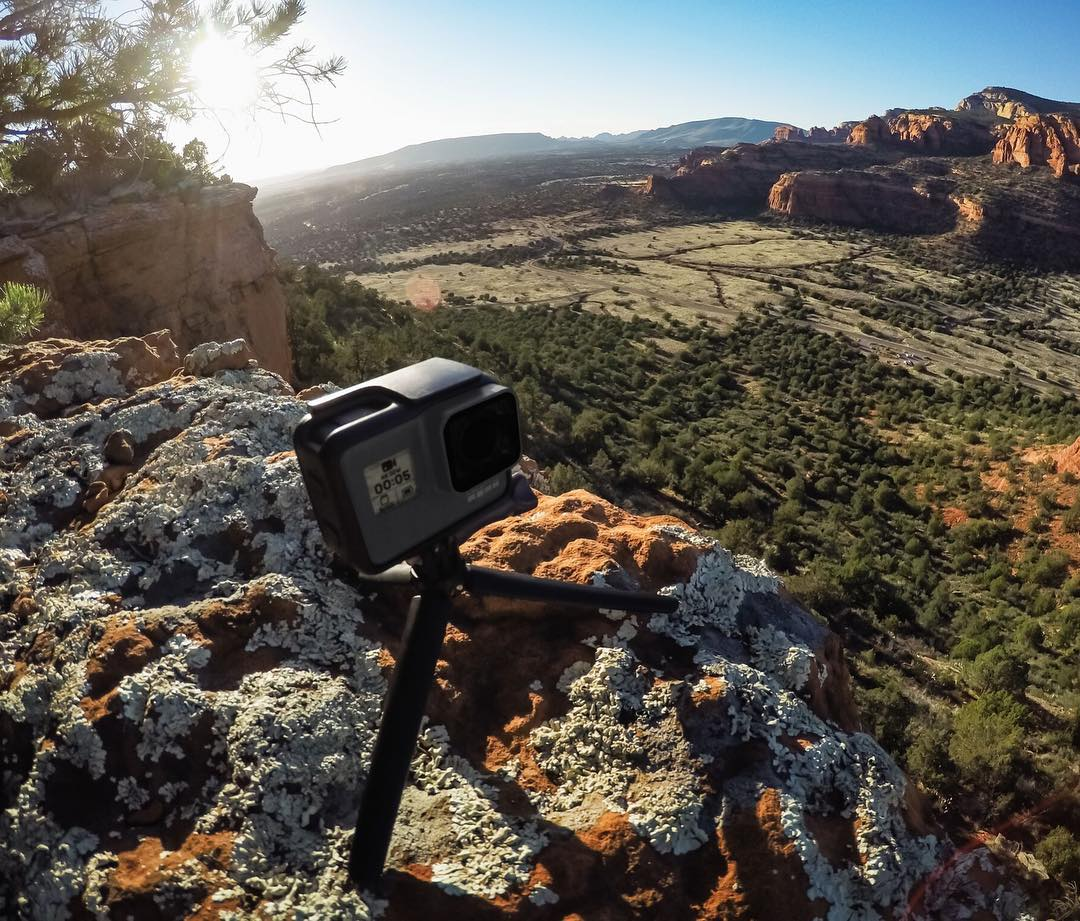 #HERO5 is available today! Learn more about the best #GoPro ever by hitting the link in our bio.