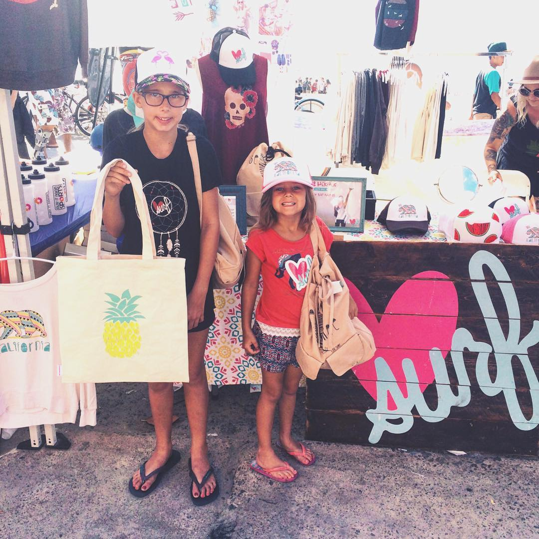 Successful day yesterday at PB Beach Fest! #happycamper #newclothes #surfstyle #shoptillyoudrop #luvsurf