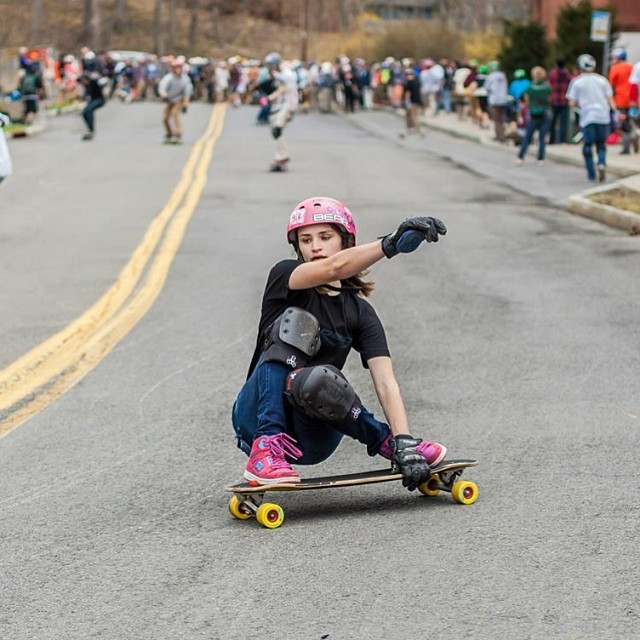 Go to www.longboardgirlscrew.com and check #MicaelaWilson's latest video: Monstrous #toorad #longboardgirlscrew The amazing @khaleeqovision took this photo