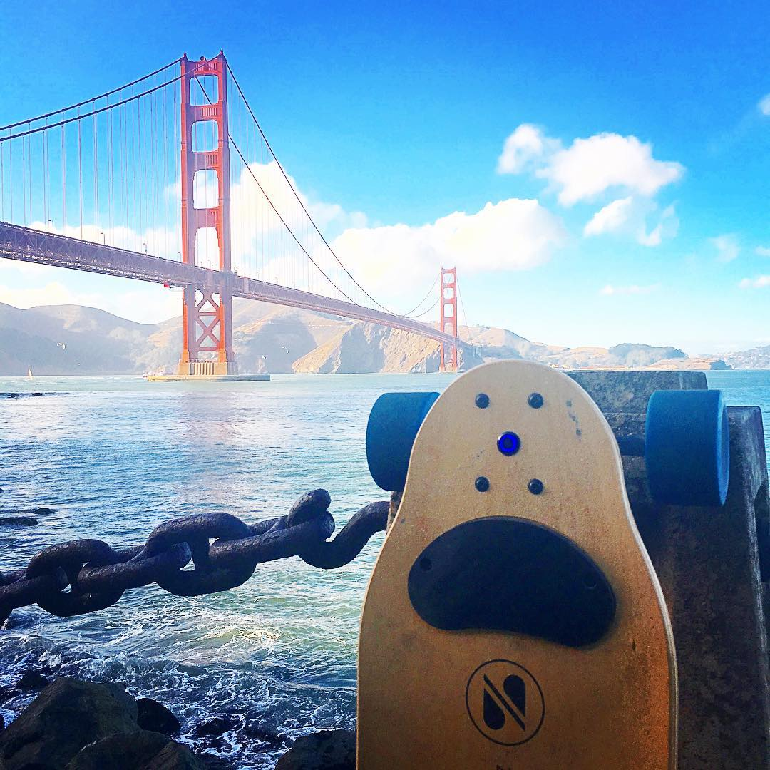Epic weather brought epic riding in SF this weekend. Check out our instagram story for more!