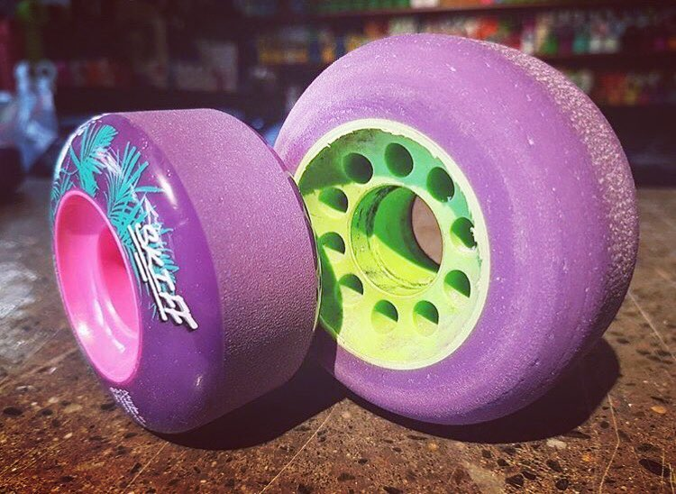 """Do your Skiffs even lift bro?"" Repost from our friends at @flatspotshop  #Kegels #Skiffs #Purple"