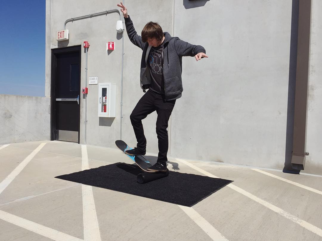 Unlike any balance boards you've ever ridden...join the revolution