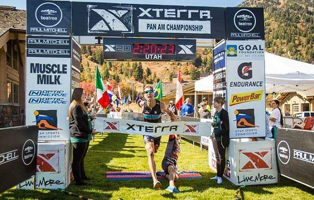 Congrats to our friend @josiahmiddaugh on winning the @xterraoffroad Pan American Championshipship! . . . #inspire #inspireyouth #spreadthelove #instagood #dogood #volunteering #running #active #outdoors #run #bike #swim