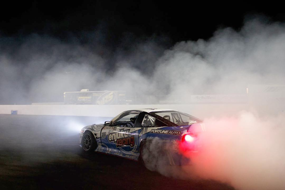 Shout out to our Pro 2 bro @natehamilton144 for his podium finish at Formula Drift Arizona this weekend! Congrats, buddy!  Check out our blog to see more.