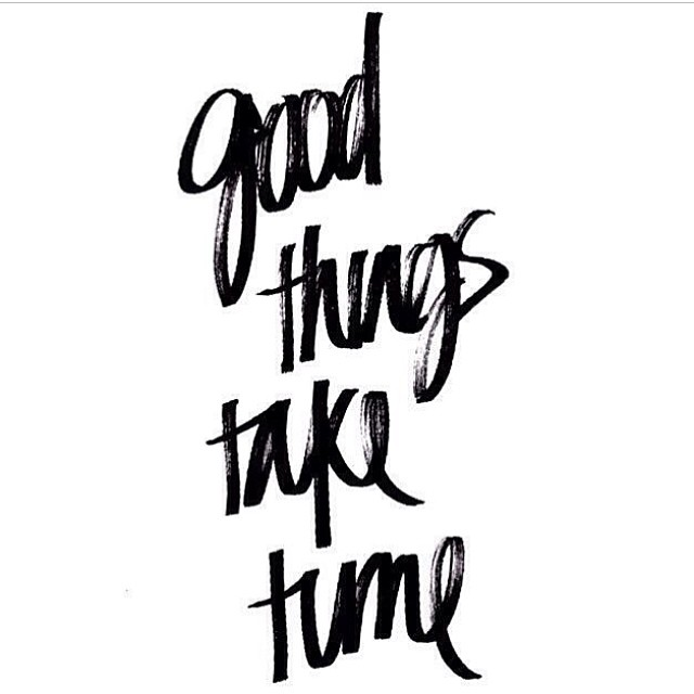#wisewords #lessonoftheday #localhoneydesigns #time #patience #integrity #love