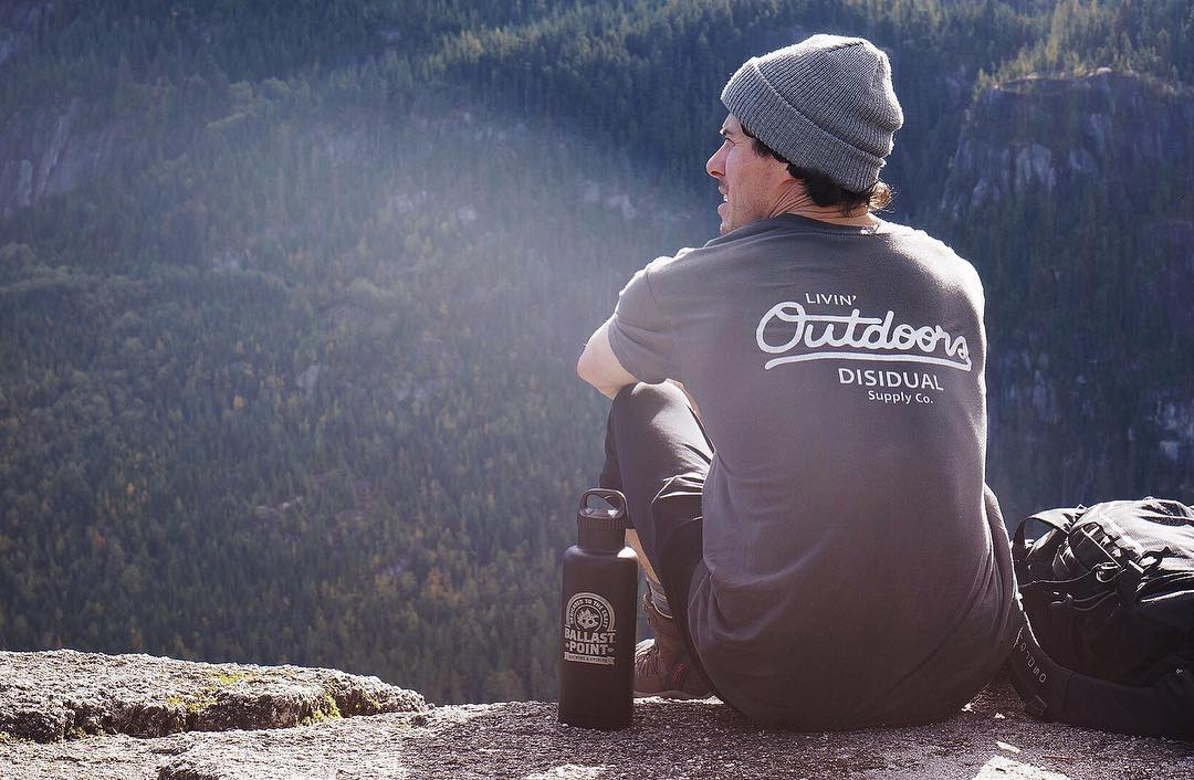 What's you're favorite hike? // @saltwaterbandit in Squamish BC // #adventure #keepitwild #disidual #explorecanada #squamish #outside #dontletitblur #hike #instagood #photooftheday #pnw #ballastpoint @ballastpointbrewing