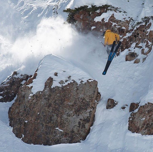 @elih101 spinning to win last season @jacksonhole . PC: @sea_em