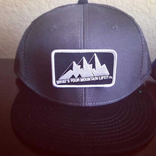 #mountainlifeco #snapback #trucker #hats #summer #apparel #mountainlife #flyfishing #hunting #rockclimbing #camping #hiking #climbing #downhill #bmx #bouldering #backcountry #kayaking #offshore #rockclimbing #skiing #surfing #snowboarding #travel...