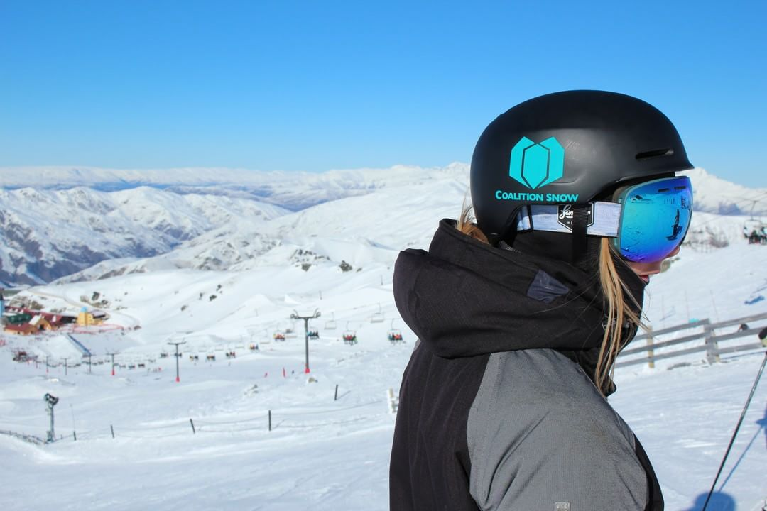 Our gal @britthawes_ sporting a #coalitionsnow sticker; want one? They come in each box we ship! Place your order today!