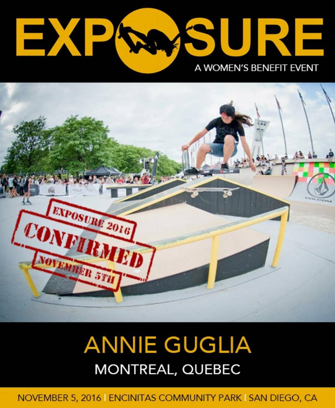 @nnieguglia is confirmed to compete in our Pro Street Division!! We loved her video part in @quityourdayjobvid !!