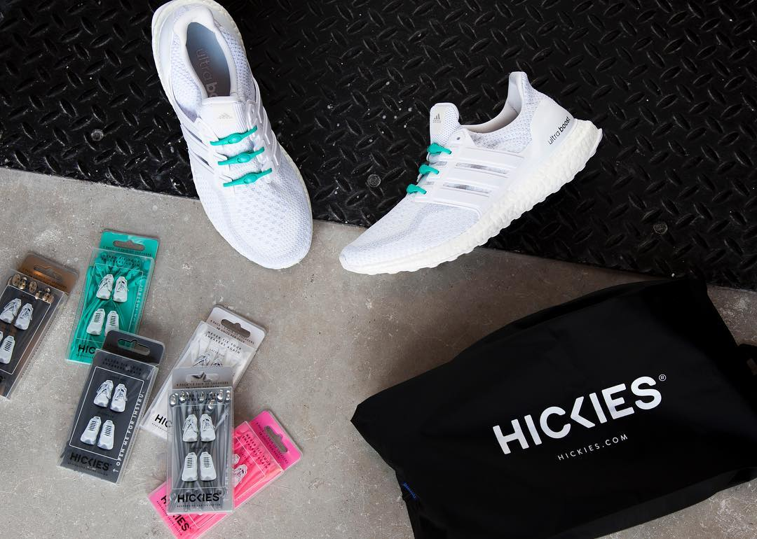 We've teamed up with @Bloom and @adidas to give you guys 2 PAIRS of Adidas Ultra Boosts (Or any other sneaker - retail value up to $180/pair) and 12 PACKS of HICKIES lacing system for you to share with your friends or outfit your entire closet!  You...