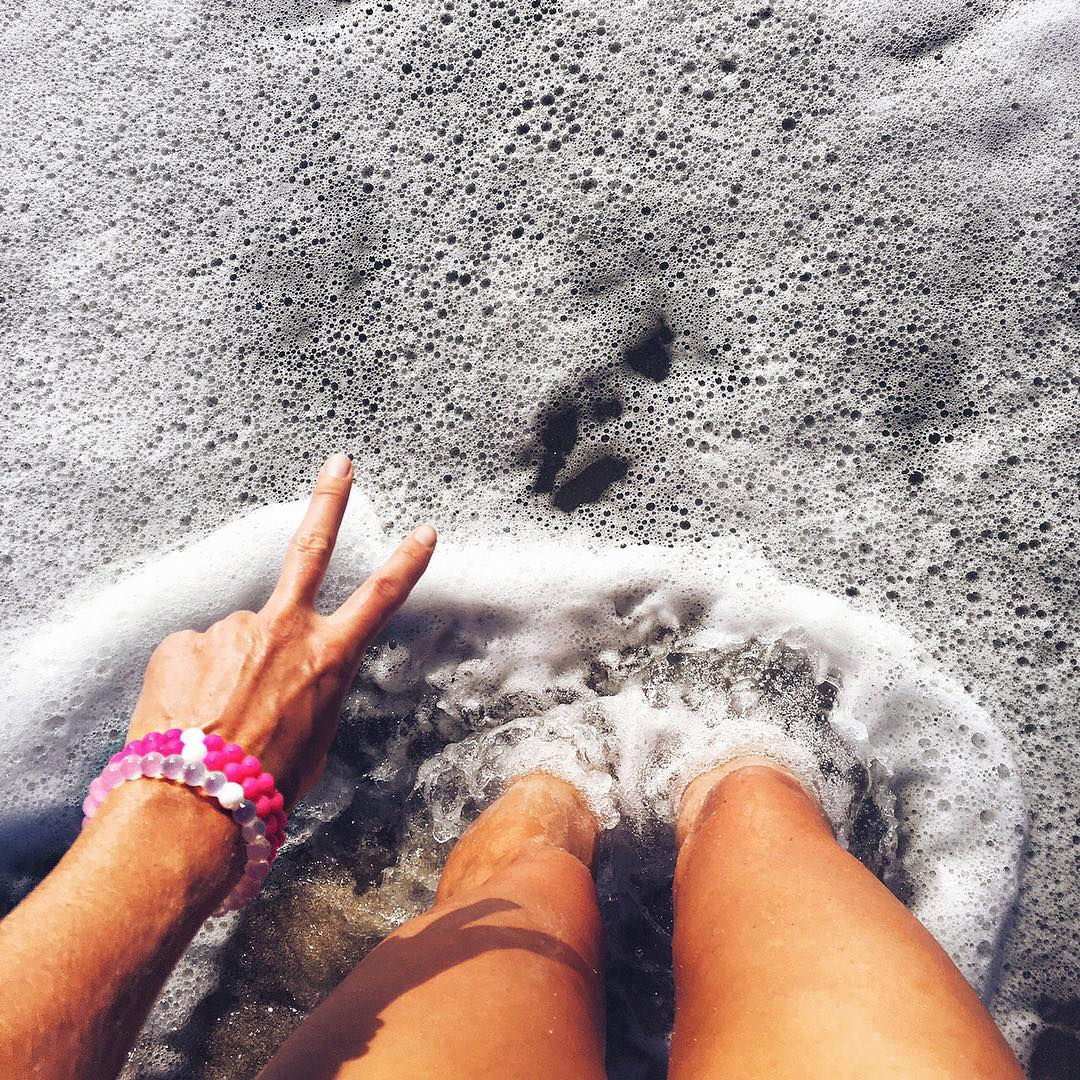 Let the good vibes sink in #livelokai