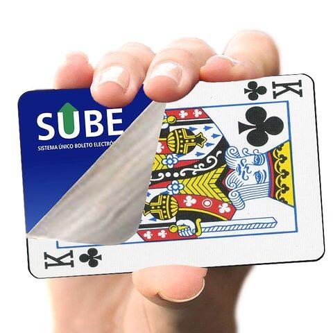 18 diseños para tu tarjeta Sube #monkeywallets