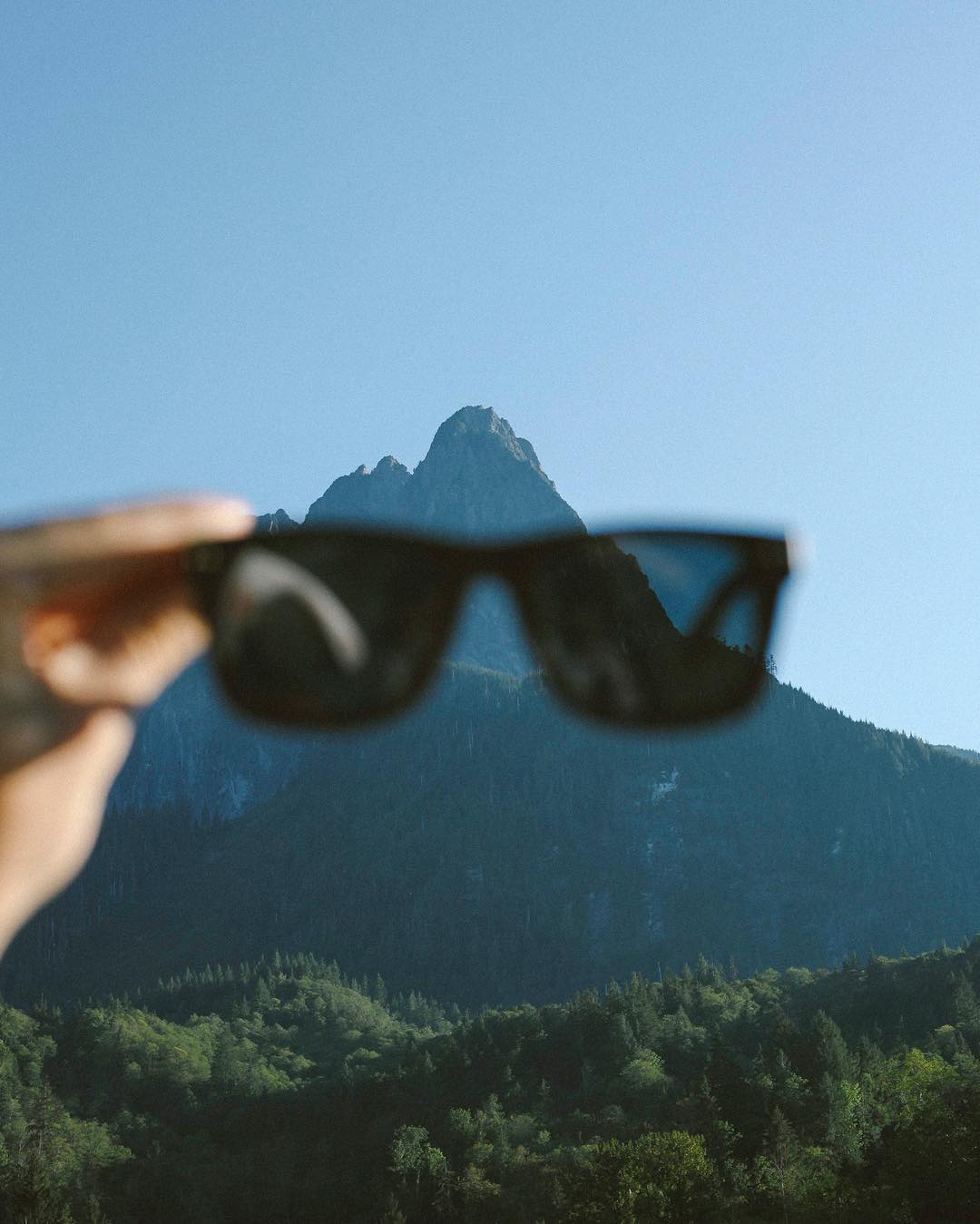 Set your sights on adventure. #throughglasseyes  Photo by @alaskangeles ft. the Ontario