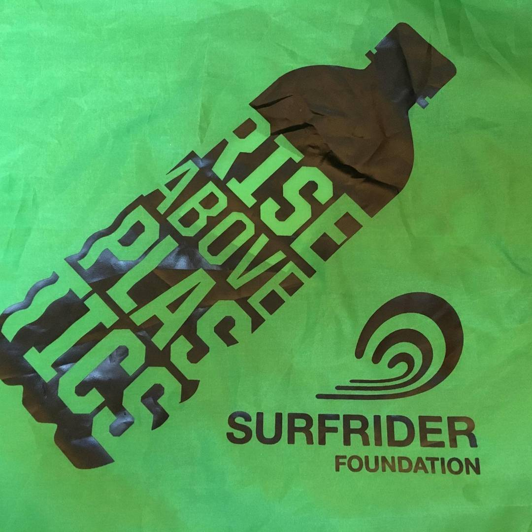 Tonight! Chapter Meeting @ 7 PM @ Church of Surf! We'll be raffling off a few of these epic @chicobag reusable bags! Come hang, grab some pizza and beer and talk plastic bag ban! #YESon67 #banthebag #protectandenjoy #surfriderfoundation #surfridersf...