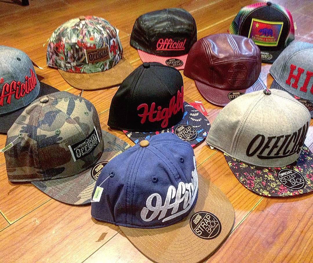 Gorras importadas premium $620 #officialheadwear #officialcaps #officialskate