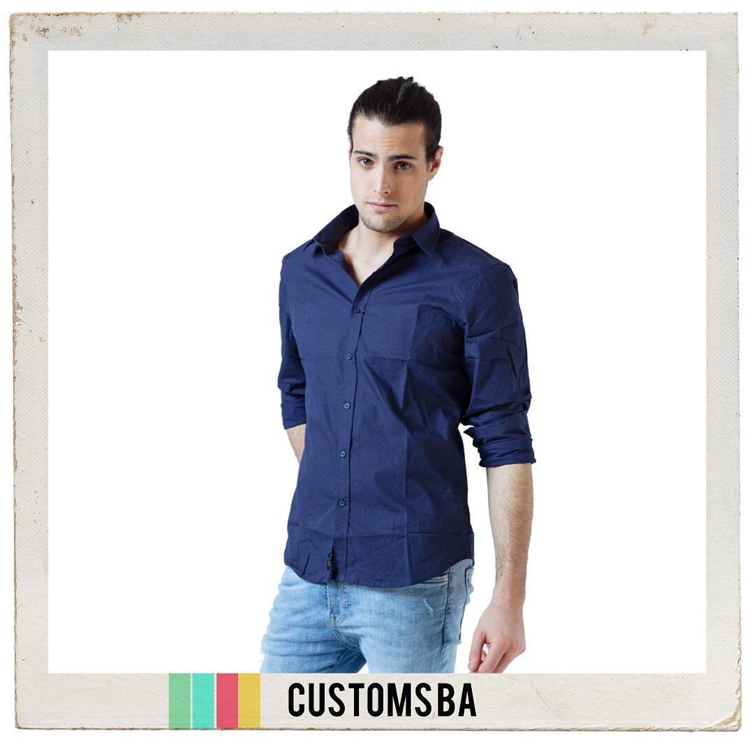 SHOP NOW-> •Camisa Bulgaria• #ForHim #CustomsBA #details ✨