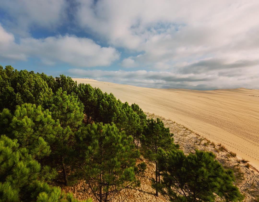 parapente la dune du pilat!