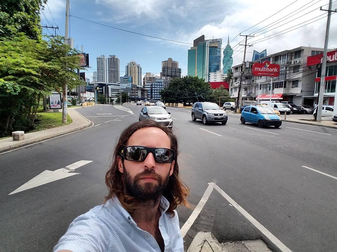 Paseando por #PanamaCity #Panama