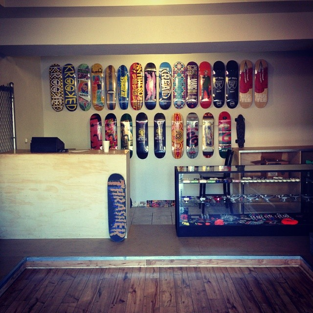 Congrats to @jakob_santos on opening his own Skate Shop. Soft opening this Monday at 1619 2nd Ave Oakland, CA. #skylmt #skateboard #shoutout #redbull #thrasher #support