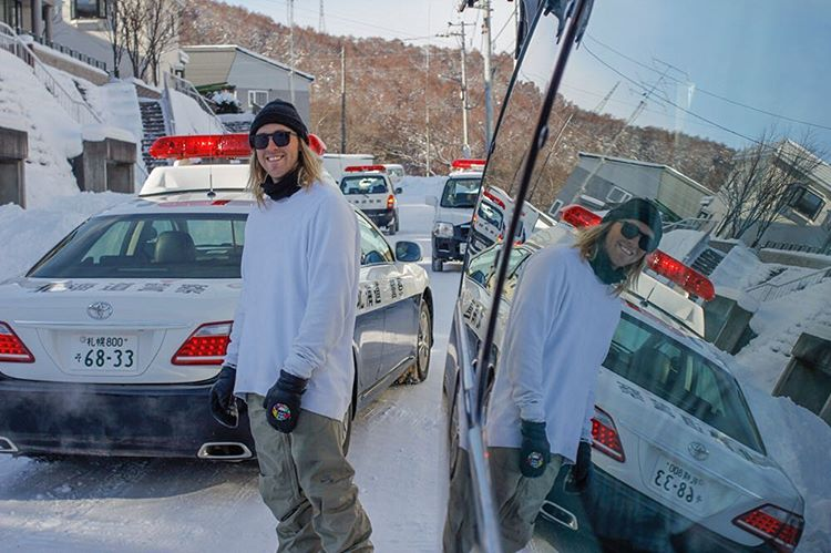 @SageKotsenburg • 23 years old • Park City, Utah