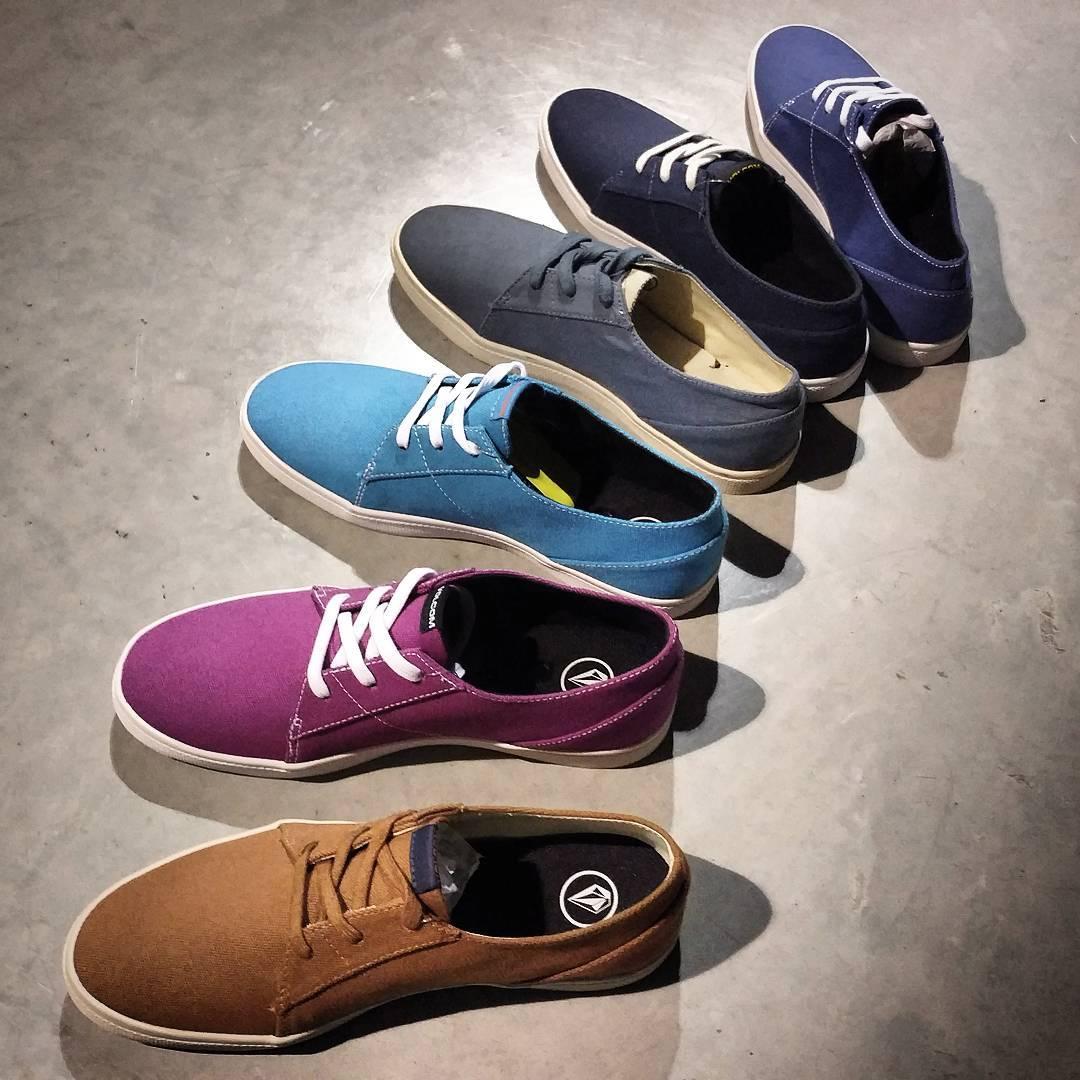 Ya tenes tu #LoFi ? #volcomfootwear en su version #SS17 #ttt