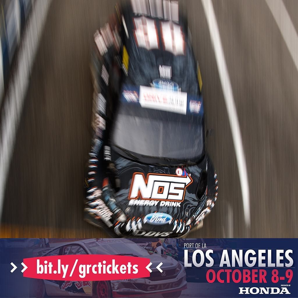 Have you bought your tickets yet!?!? Races are this weekend in LA! Last races of the season. Gates open Saturday at 10 and Sunday at 7. See you there
