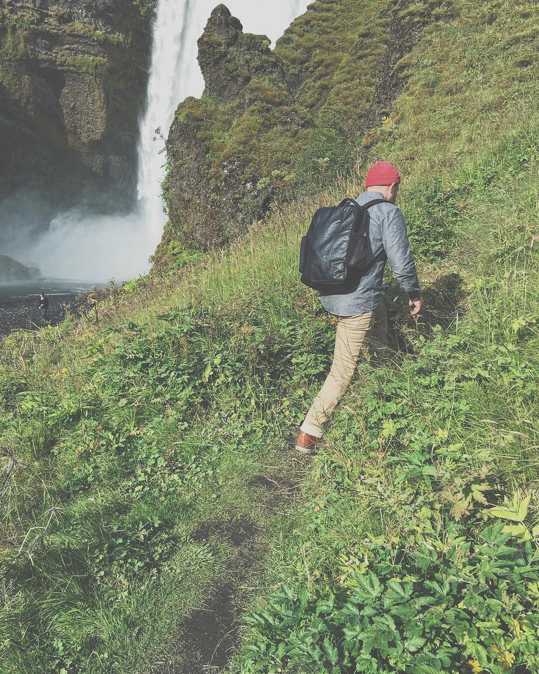 Have you checked out our latest Conquest yet? It up over on our site! The 8th installment of our adventure series takes you on an amazing journey to Iceland