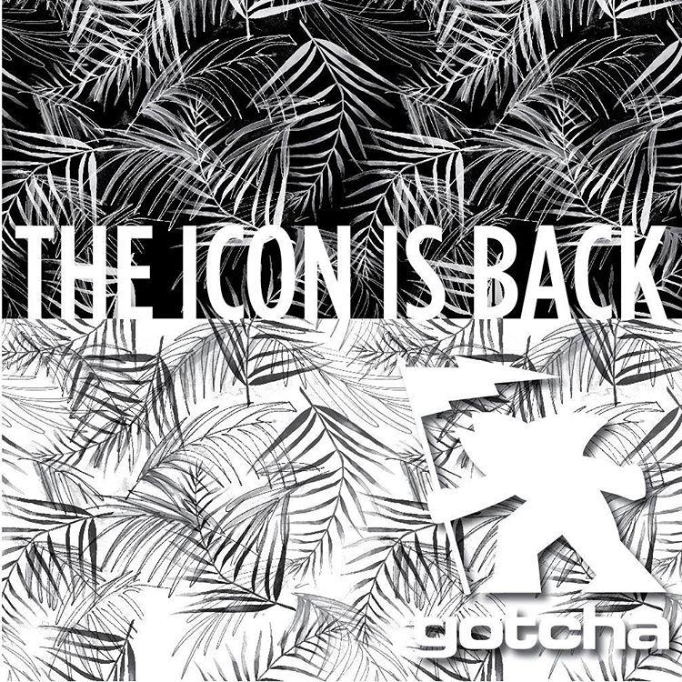 Ya estabamos cuando llegaste,  #REDISCOVER an ICON  #gotcha #iconsneverdie