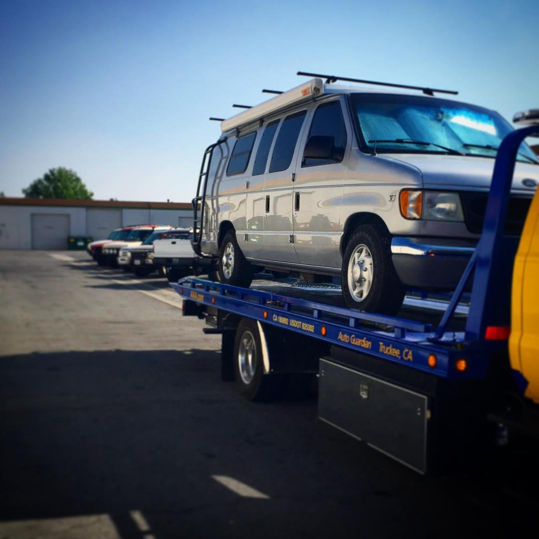 #DreamComeTrue alert: after decades of day dreaming, a year of parts sourcing and with the support of an incredible group of empowering sponsors, #VanDiesel is finally going under the knife!!! Everything from the frame down will be a new #UjointOffroad...