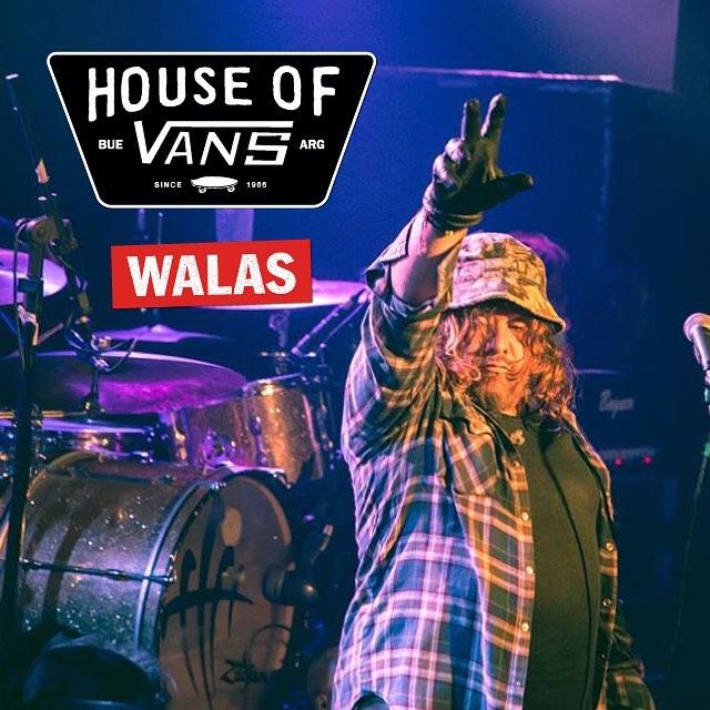 Walas presentará su libro Walas Skate Punk - Un lunático sobre ruedas este sábado en la #HouseOfVans