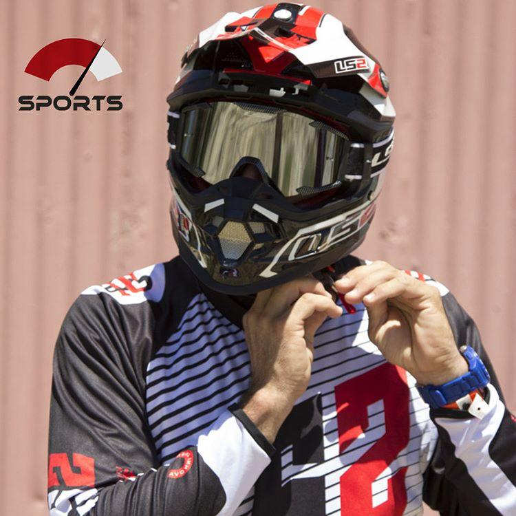 Listos para arrancar el fin de semana largo  #LS2Sports #LS2Helmets