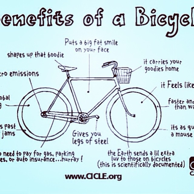 Who is celebrating #bikemonth? #biketowork #biketoschool #bike #celebrate #getoutside