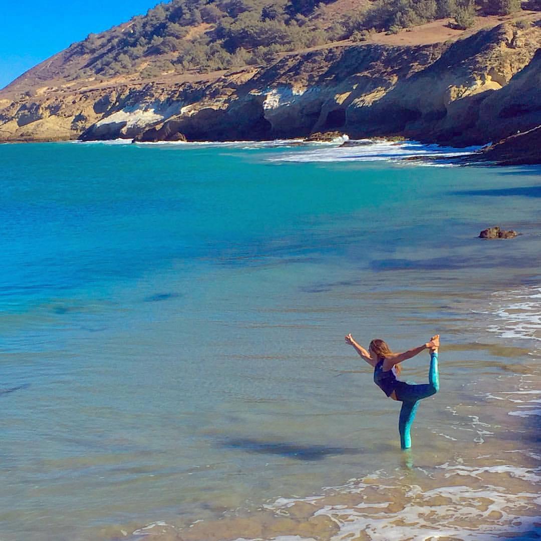 EXPLORE #Repost @sfcitygals -- Practicing in the shore break