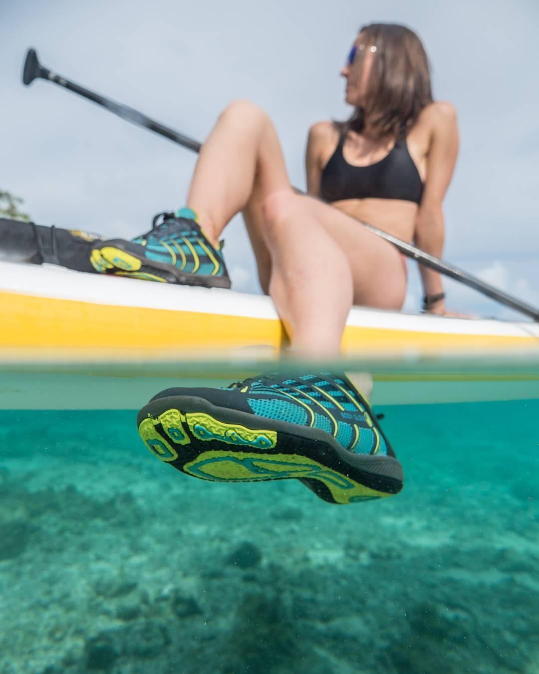 Sometimes you just have to stop and take it all in. #dynamorapid #bodyglovefootwear #allthingswater