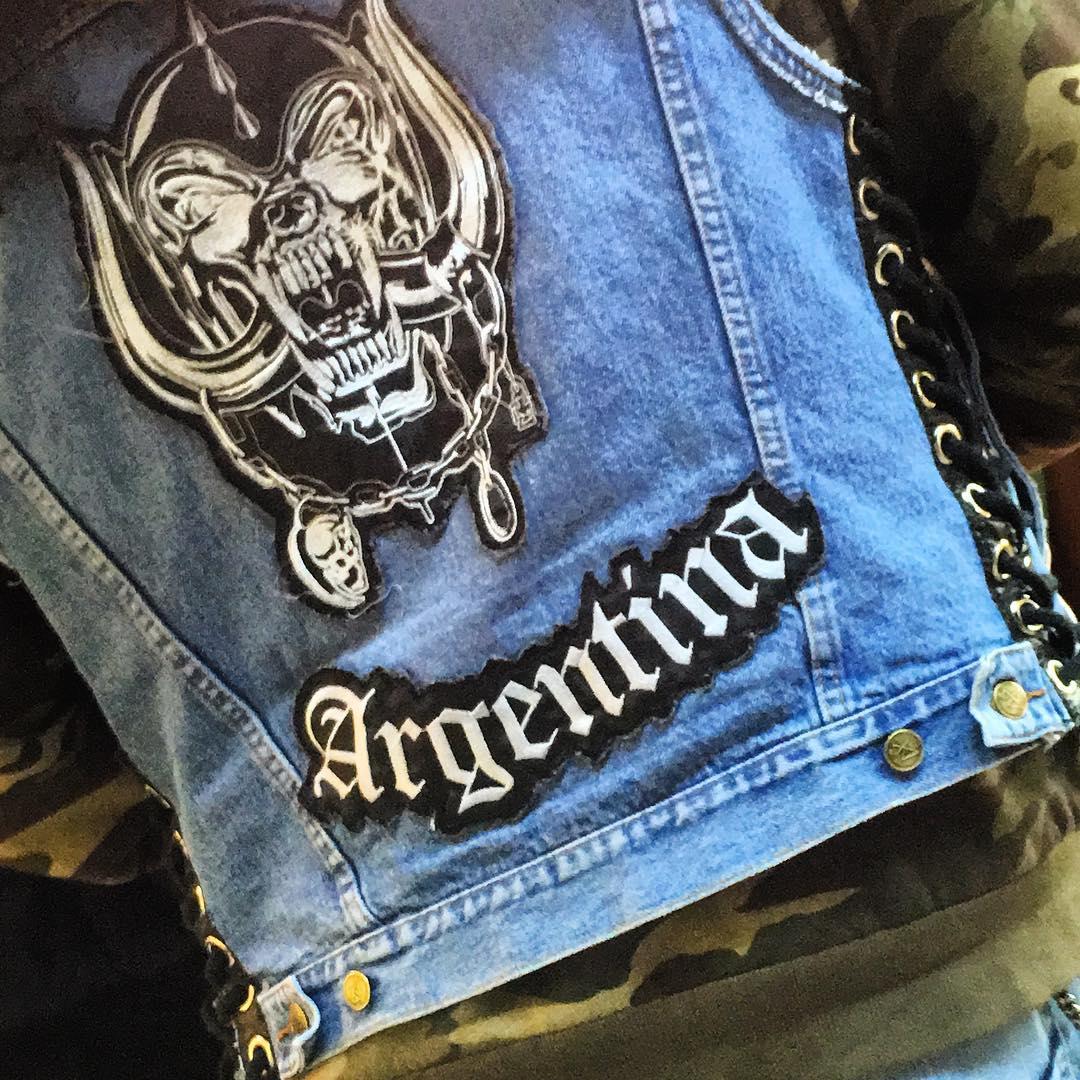 Que viva el rock n roll ☠️