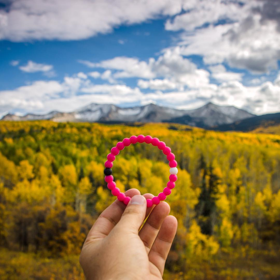 Nature always wears the best colors #livelokai