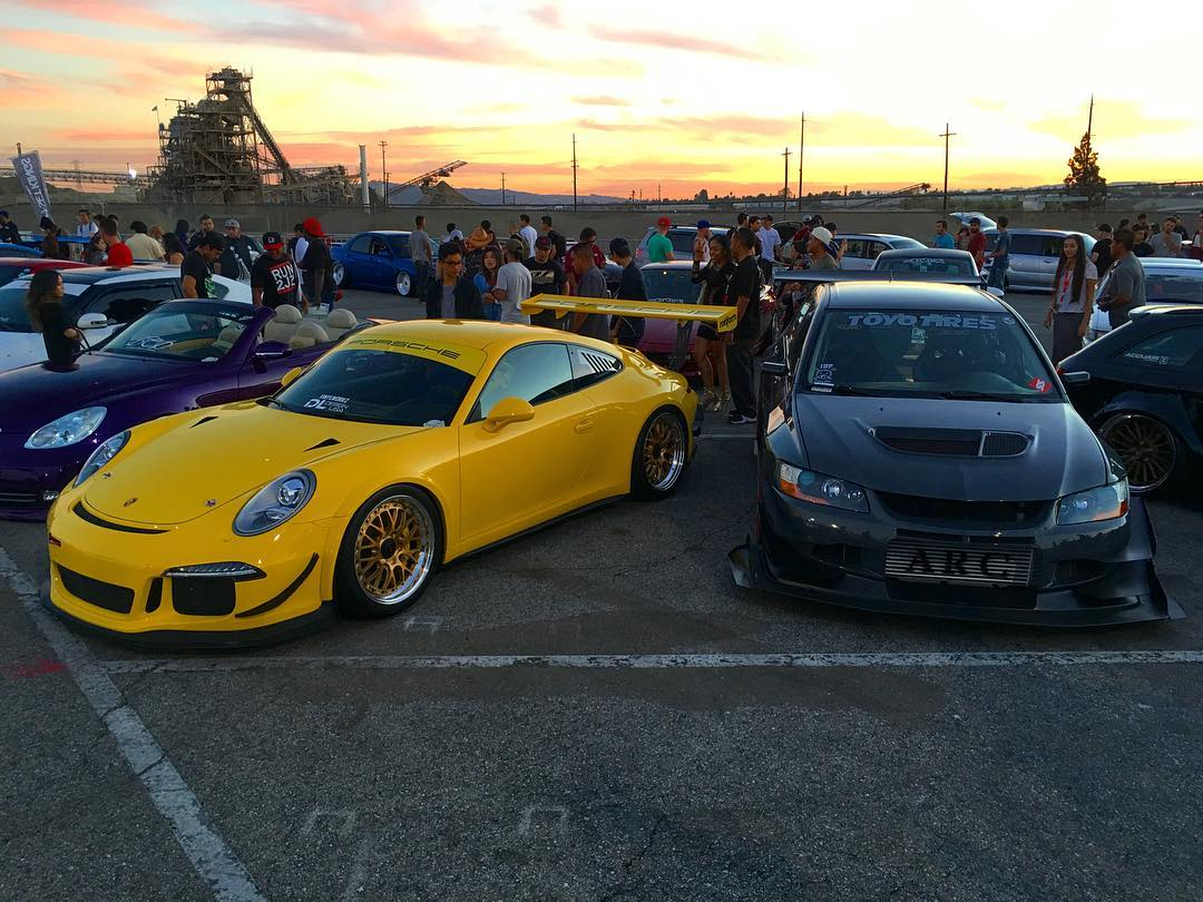 Right or left? Which would you thrash for a day? #911 #evo #fdirw tag the owners