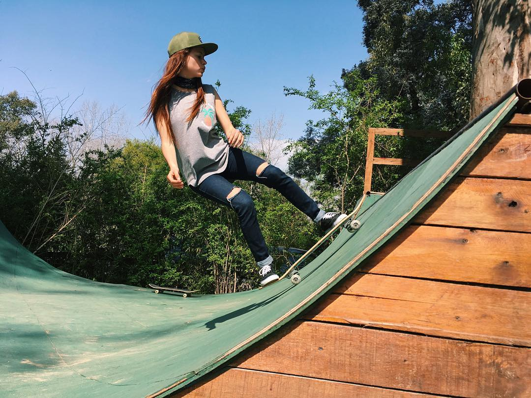 skate girl @agustinadibenedetto #Spiralshoes #Skateboarding #Skategirl #Skateshoes #Skatestyle