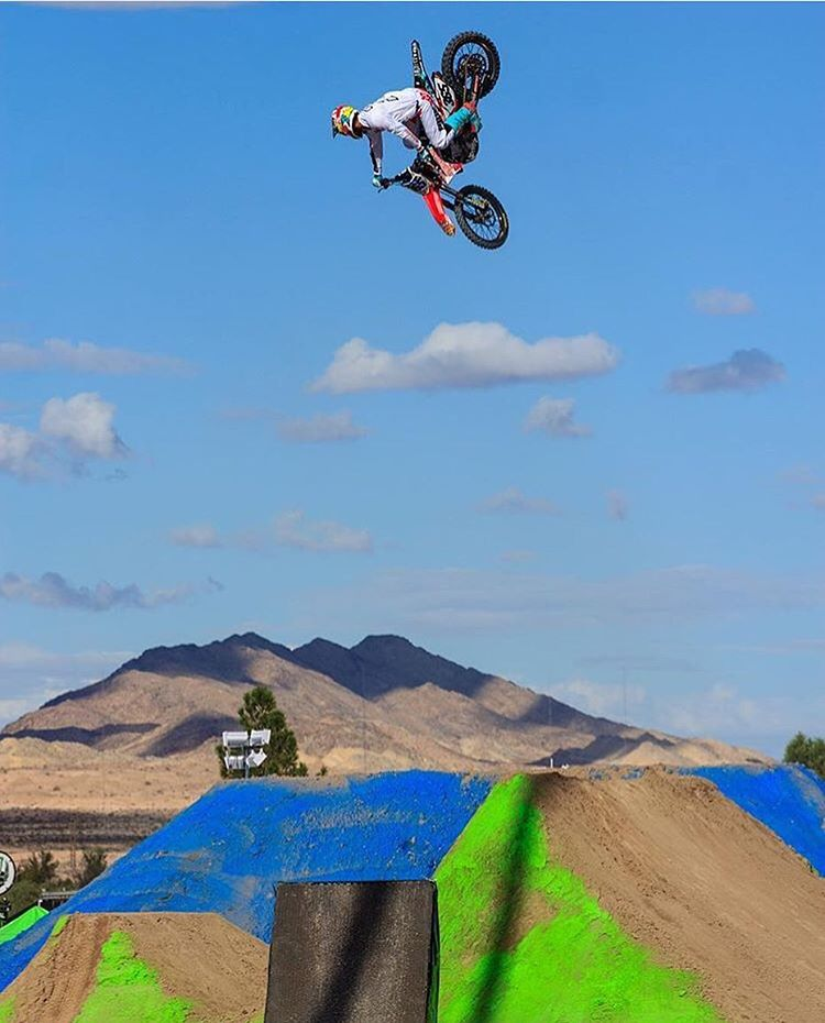 We're cruisin' with #XGames Moto X Best Whip competitor @BQ365!  Check him out on Snapchat