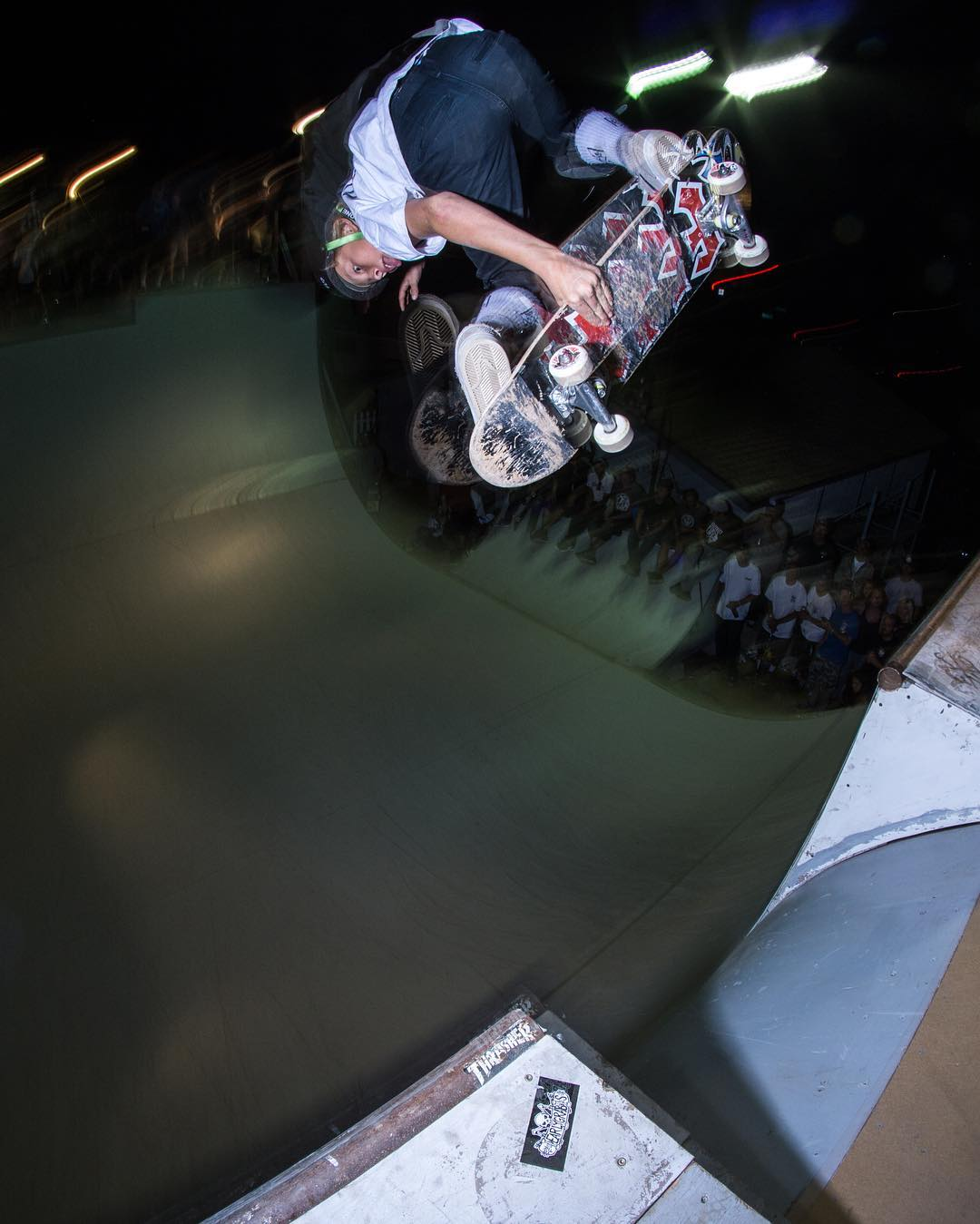 @keeganpalmer alley oop bs stale at the  rumble in Ramona last night .