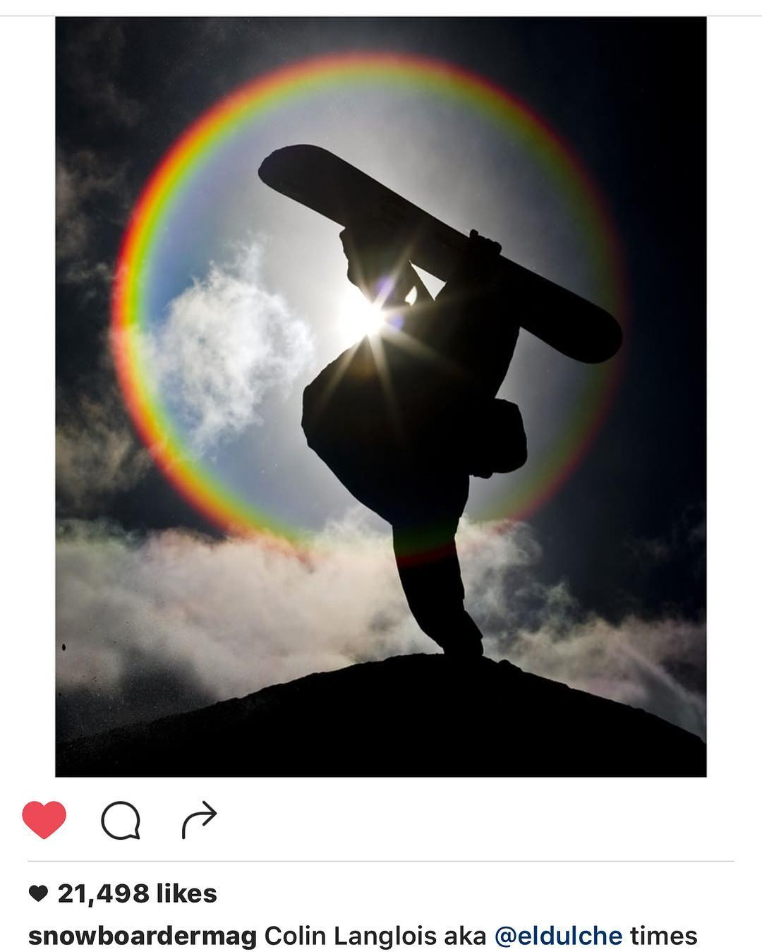 Repost from @snowboarder of @ramiro_eldulcero707 what a great shot. #forridersbyriders | #mellomagnetraction | #futurefreeride | #3yearwarranty | #handmadeusa | #smokinsnowboards |