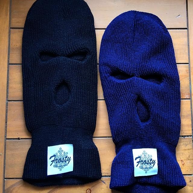 Coming soon! #frostyheadwear #madeinMN