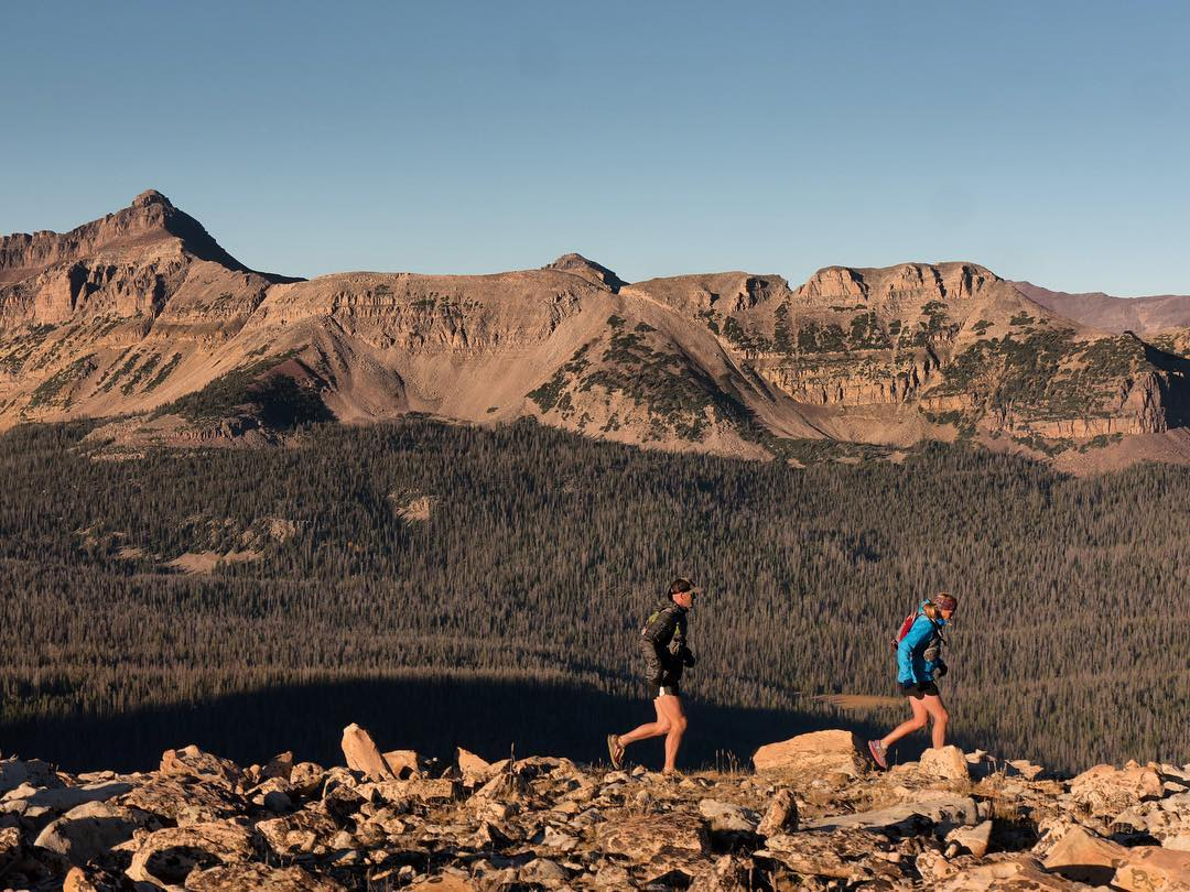 This #MountainCrushMonday takes us to the #alpine of the Uinta Mountains in Utah. Snapped by photographer @danny_schmidt while shooting #RunningWild – a film about our Uinta Carnivore Study and the ultra runners tasked with checking camera traps and...