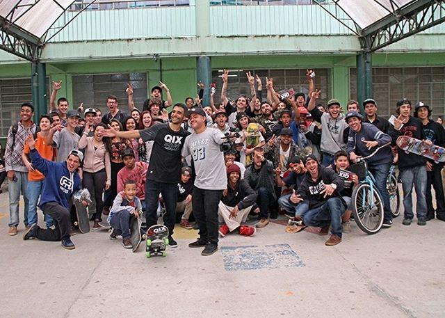 O QIX Team passou por Pelotas, Rio Grande e Santa Cruz do Sul em um fim de semana de muito skate e diversão. Saiba como foi a ação nas cidades gaúchas e confira as imagens dessa  festa. QIX.COM.BR #qix #qixskate #skate #skateboardminhavida