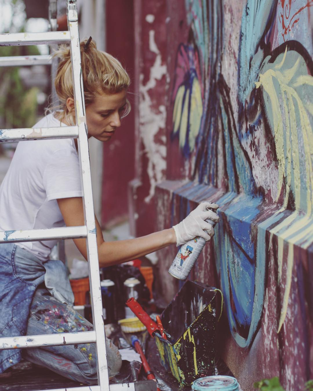 Arte urbano con @adrybalbo