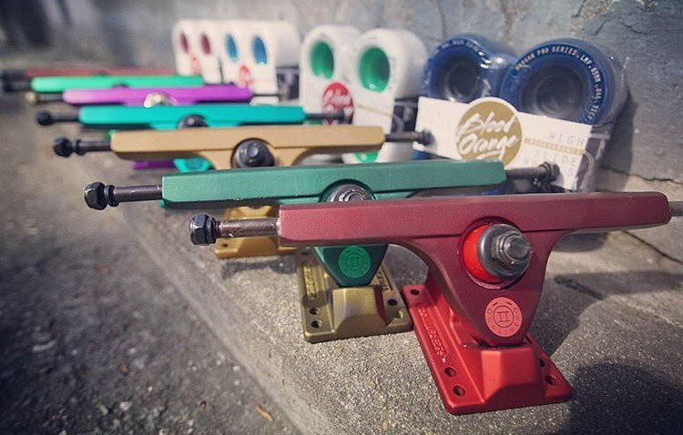 @1love_sk8 in Korea has all the #calibertruckco flavor you need.